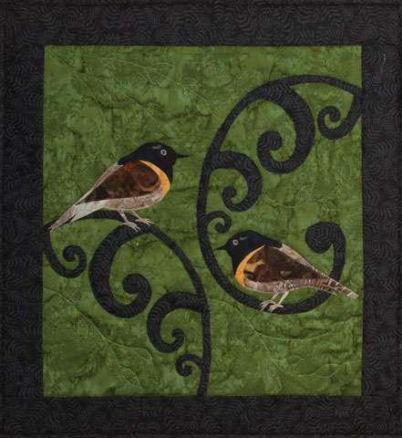 New Zealand Stitchbird Kitset