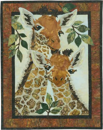 Sweet Hearts (Giraffes) Kitset