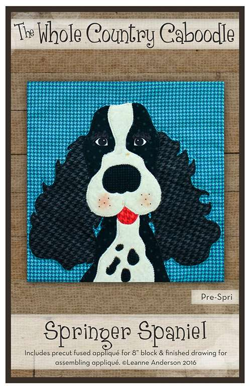 Springer Spaniel Kitset - Whole Country Caboodle preview