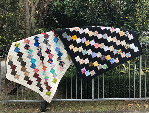 Stepping Stones Quilt Kitset preview