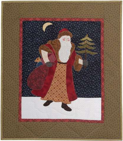Santa with Feather Tree Kitset SPECIAL was $54.50