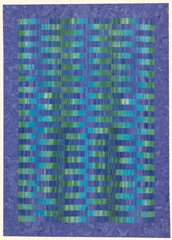 The Brilliant Bargello Quilt Kitset