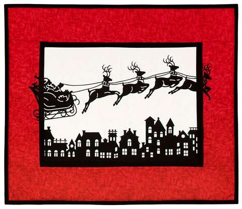 The Night Before Christmas Kitset