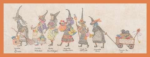 The Salem Witches Kitset