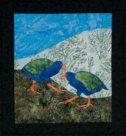 Takahe Treasure Kitset