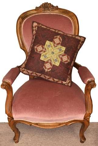 Victorian Tiles Cushion Kitset