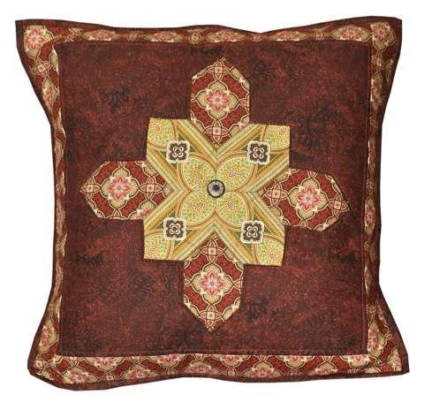 Victorian Tiles Cushion Kitset preview