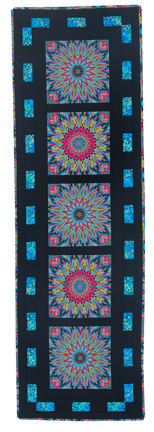 Where in the World Table Runner preview