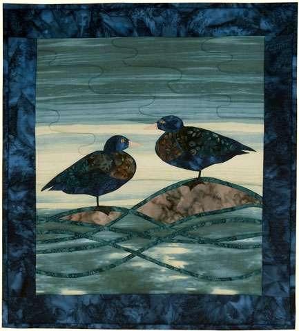 Whio - NZ Blue Duck Kitset