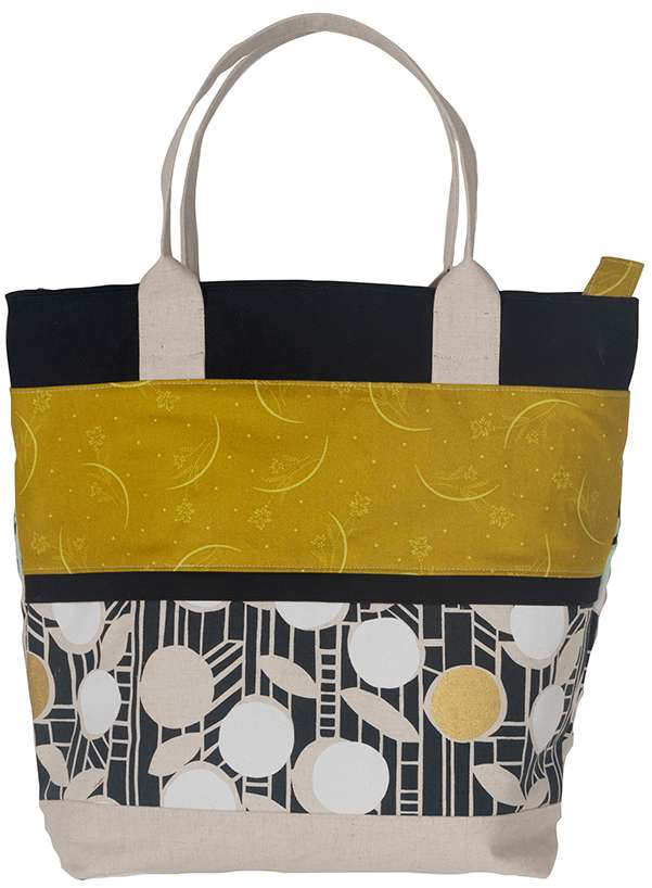 Water Lily Tote Bag Kitset preview