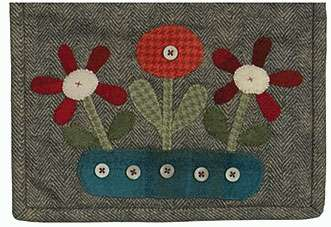 Warm Winter Sewing Pocket Kitset