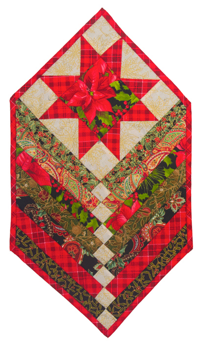Christmas Yuletide Placemats (kitset for 6 Placemats) preview