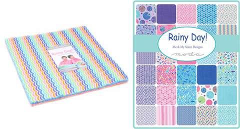 Rainy Day Layer Cake By Moda Layer Cakes Amp Precutsfabric