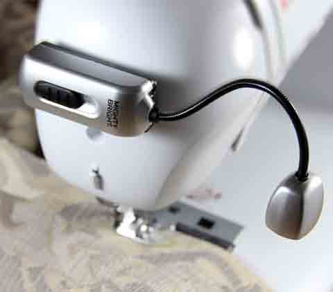 Mighty Bright Sewing Machine LED Light