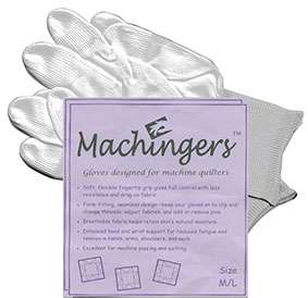 Machingers by Quilters Touch (M/L)
