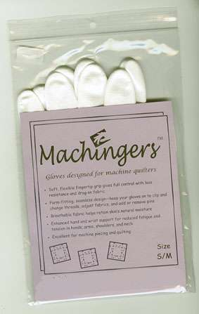 Machingers by Quilters Touch (S/M)
