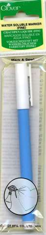 Clover Water Erasable Marker - Fine