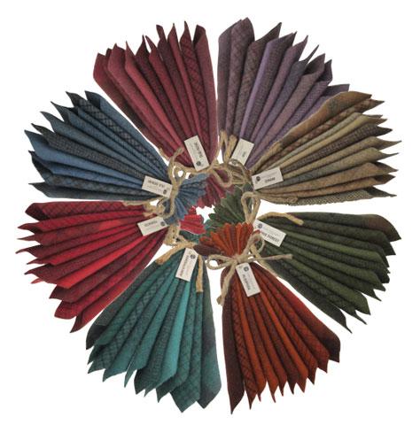 Mary Flanagan Wool Bundles Club