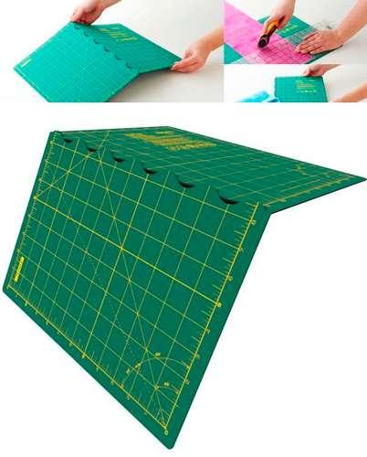 Olfa Folding Cutting Mat 12in x 17in