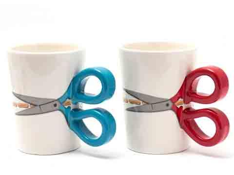 Sewing Scissors Mug