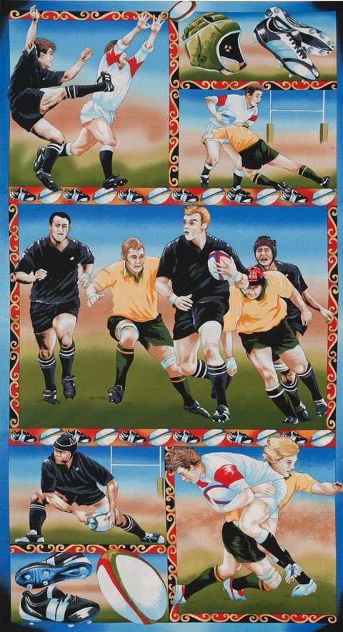 N031 Rugby Folks - Panel