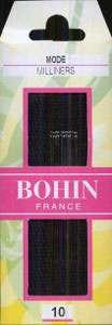 Bohin - Milliners Needles - Size 10
