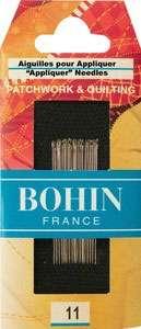 Bohin - Applique Needles - Size 11