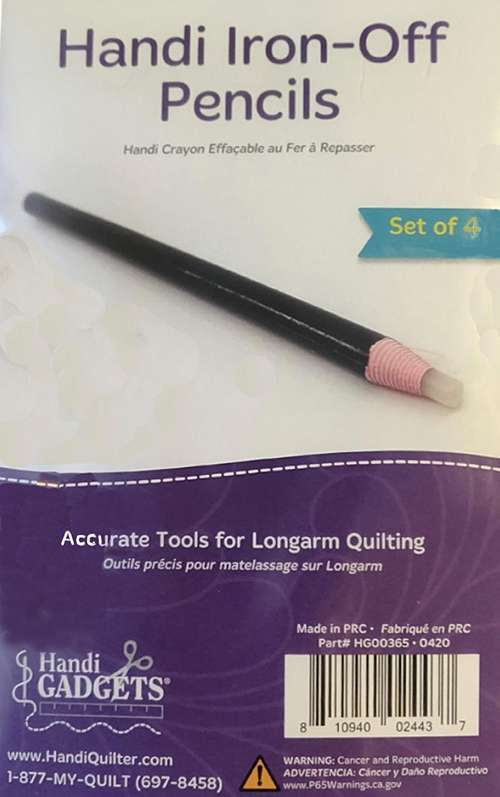 Handi Iron Off Pencils (4 Pack) preview