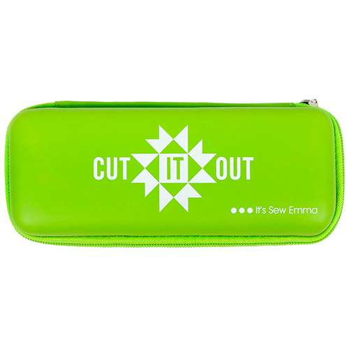 "Lime Rotary Cutter Case - ""Cut it Out"" preview"