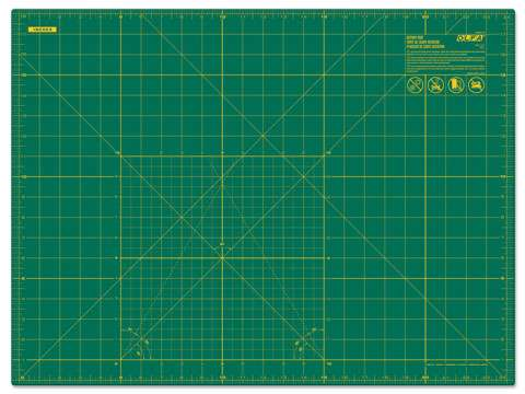 "OLFA Cutting Mat - Medium - 18"" x 24"""