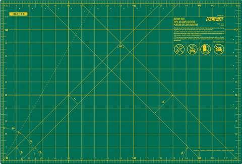 "OLFA Cutting Mat - Small - 12"" x 18"""