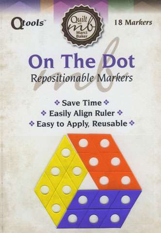 On the Dot - 18 Repositional Markers
