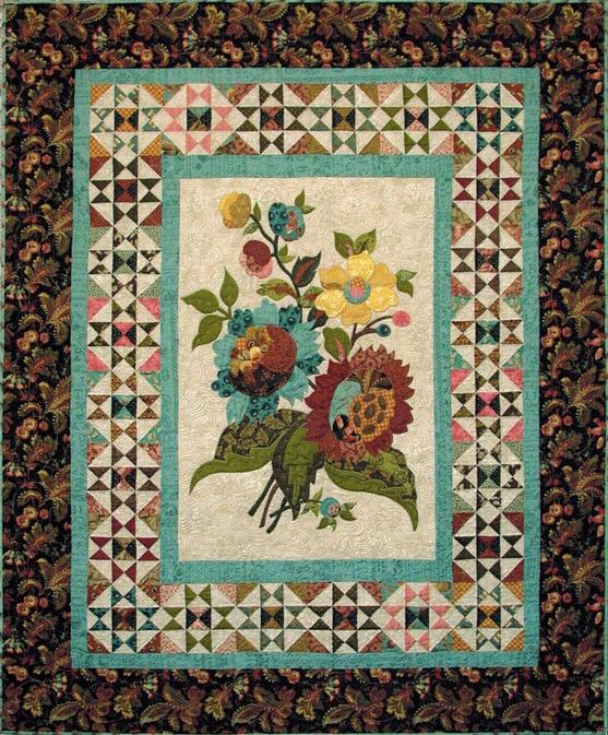 Botanica Pattern by Deborah Borsos preview