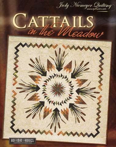 Cattails in the Meadow Pattern by Mary Nieman
