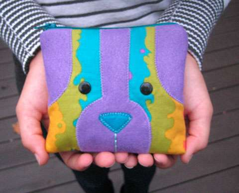 Doggie Bag Coin Purse Pattern