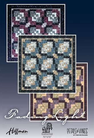 Fading Light Pattern by Cindi McCracken Designs