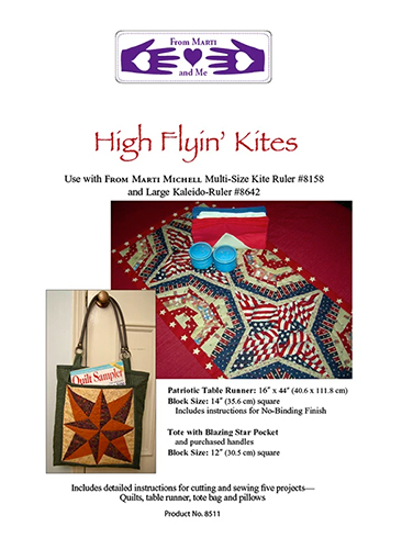 High-Flyin' Kites Pattern by Marti Michell preview