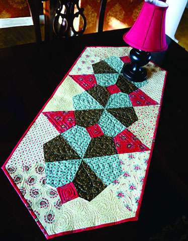Hybrid Hexi Kite Runner Pattern