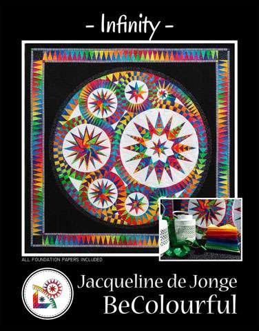Infinity Pattern by Jacqueline de Jonge