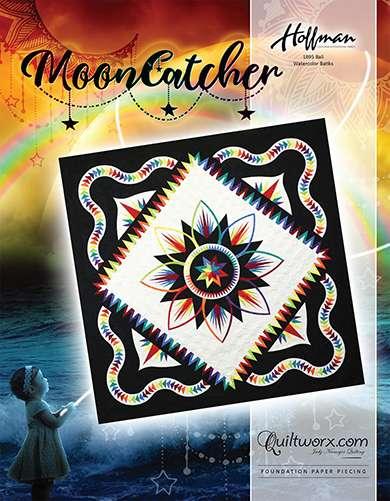 Moon Catcher Pattern by Judy Niemeyer