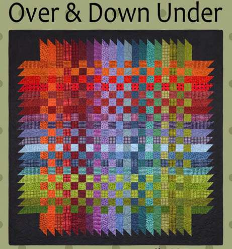 Over & Down Under Pattern by Bonnie Sullivan