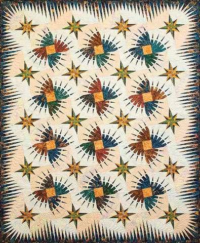 Rocky Mountain Bear Claw Pattern by Judy Niemeyer preview