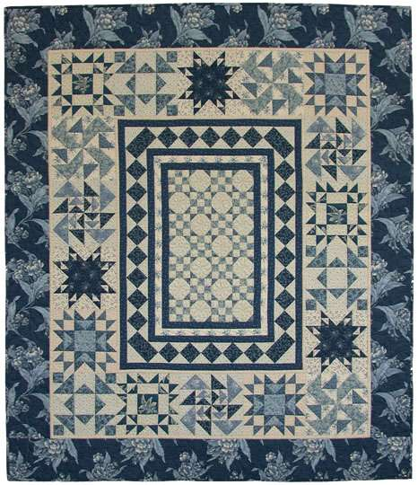Stephanie Quilt Pattern by Leslee Price preview