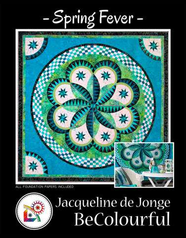 Spring Fever Pattern by Jacqueline de Jonge preview