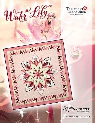 Water Lily Pattern by Judy Niemeyer