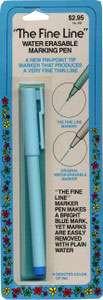 Water Erasable Marking Pen - Fine Line