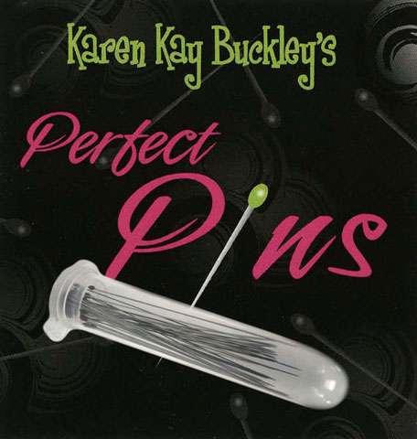 Perfect Pins - Karen Kay Buckley (50 pins per pack)