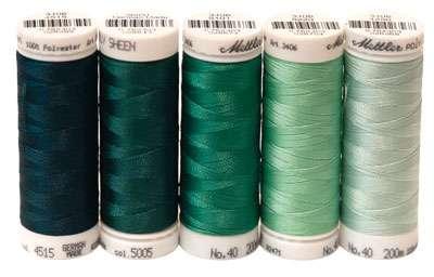 Polysheen Thread Club
