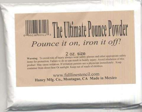 The Ultimate Pounce Powder - Chalk Refill