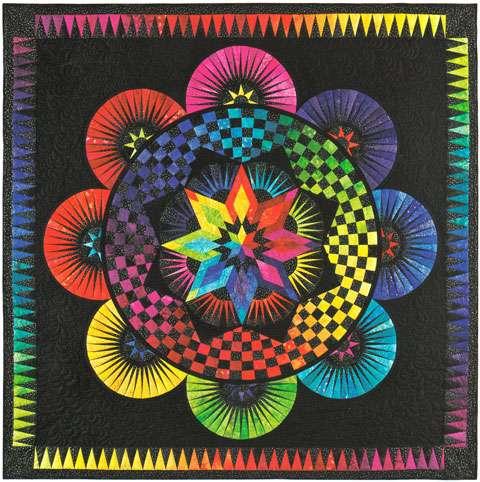 Circle of Life Pattern by Jacqueline de Jonge  preview